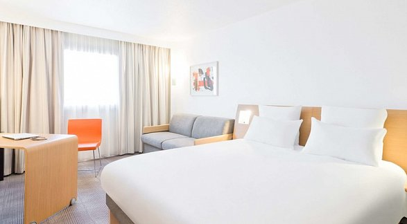 Hotel Novotel Nice Centre, Frankreich, Côte d'Azur, Nizza, Bild 1