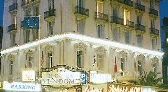 Hotel Vendome, Frankreich, Côte d'Azur, Nizza, Bild 1