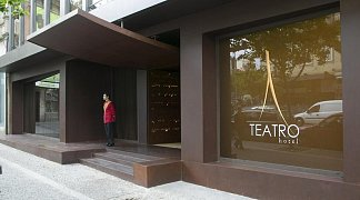 Teatro - Design Hotels, Portugal, Porto