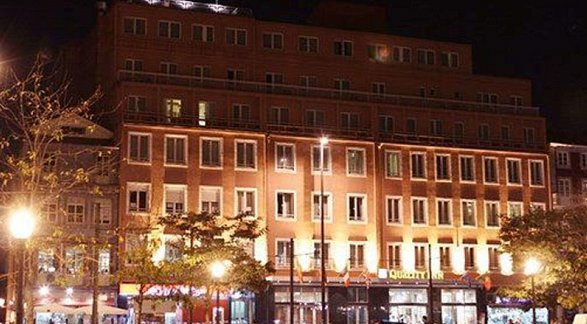 Hotel Quality Inn Porto, Portugal, Porto, Bild 1