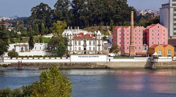 Hotel Pestana Palacio do Freixo, Portugal, Porto, Bild 1
