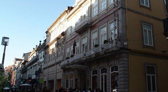 Grande Hotel do Porto, Portugal, Porto, Bild 1