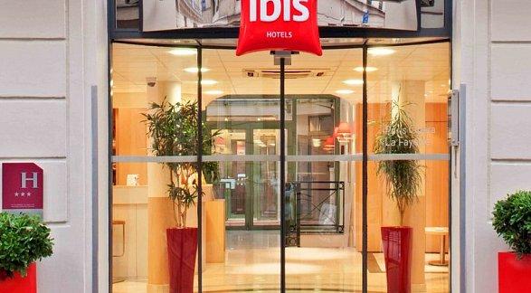 Hotel Ibis Paris Opera La Fayette, Frankreich, Paris, Bild 1