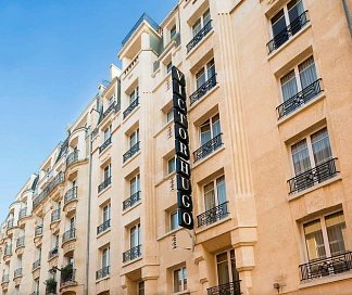 Hotel Best Western Victor Hugo, Frankreich, Paris, Bild 1