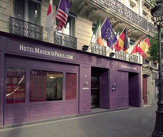 Hotel Magenta 38, Frankreich, Paris, Bild 1