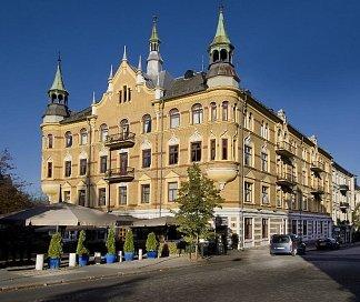 Hotel Frogner House Apartments Bygdoy Alle 53, Norwegen, Oslo, Bild 1
