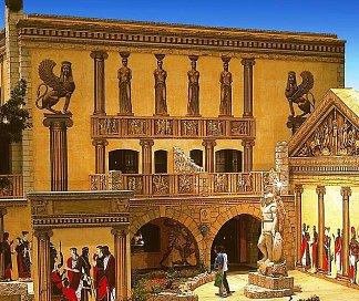 Roman Boutique Hotel, Zypern, Paphos, Bild 1