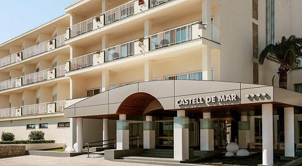 Hotel Sentido Castell de Mar, Spanien, Mallorca, Cala Millor, Bild 1