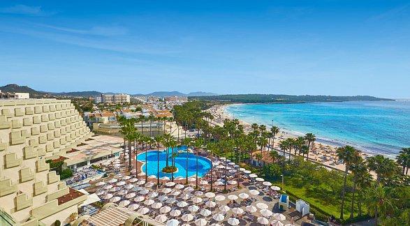 Hotel Hipotels Mediterraneo, Spanien, Mallorca, Sa Coma, Bild 1