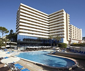 Hotel Grupotel Taurus Park, Spanien, Mallorca, Palma de Mallorca, Bild 1