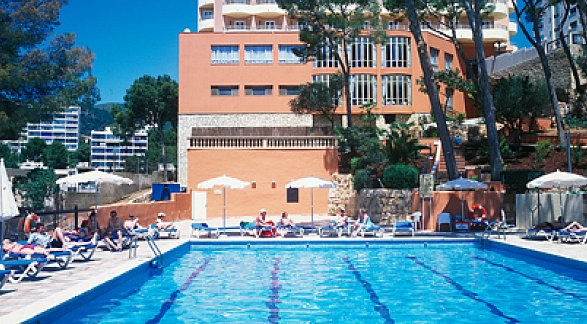 Hotel Blue Bay, Spanien, Mallorca, Cala Mayor, Bild 1
