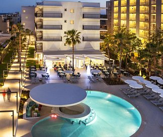 Hotel Js Palma Stay, Spanien, Mallorca, Can Pastilla, Bild 1