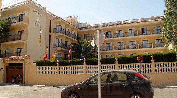 Hotel Amoros, Spanien, Mallorca, Cala Ratjada, Bild 1