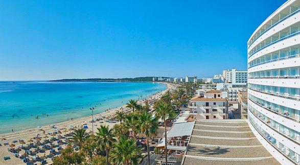 Hotel Hipotels Don Juan, Spanien, Mallorca, Cala Millor, Bild 1
