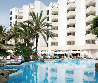Hotel Hipotels Bahia Grande, Spanien, Mallorca, Cala Millor, Bild 1