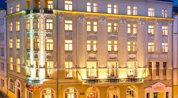 Theatrino Hotel, Tschechische Republik, Prag, Bild 1