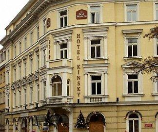 Hotel Best Western Kinsky Garden, Tschechische Republik, Prag, Bild 1