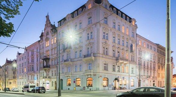 Best Western City Hotel Moran, Tschechische Republik, Prag, Bild 1