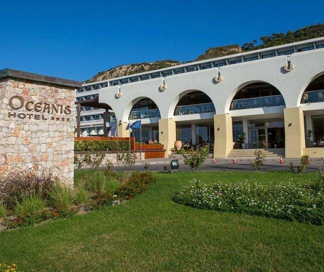 Hotel Oceanis, Griechenland, Rhodos, Ixia, Bild 1