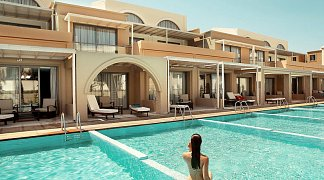 Hotel Sentido Ixian All Suites, Griechenland, Rhodos, Ixia