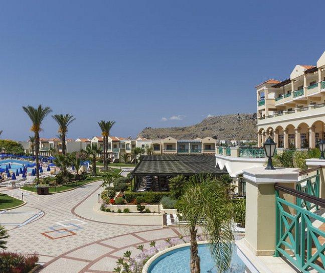 Hotel Lindos Princess, Griechenland, Rhodos, Lardos, Bild 1