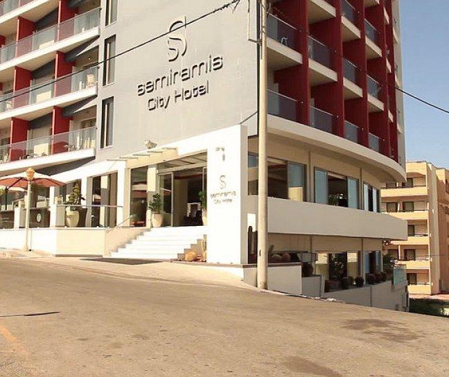 Hotel Semiramis City, Griechenland, Rhodos, Rhodos-Stadt, Bild 1