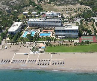 Hotel Blue Sea Beach Resort, Griechenland, Rhodos, Faliraki, Bild 1