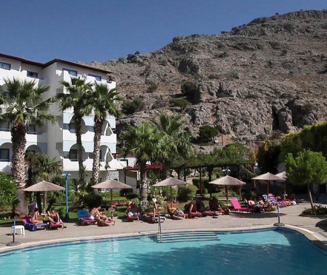 Sunrise Hotel, Griechenland, Rhodos, Pefki, Bild 1