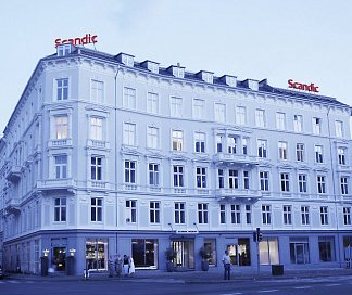 Hotel Scandic Webers, Dänemark, Kopenhagen, Bild 1