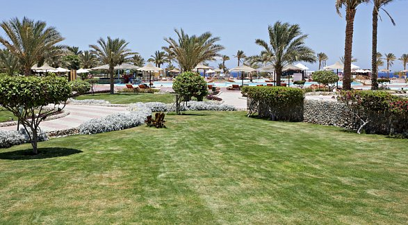 Hotel The Three Corners Sea Beach Resort, Ägypten, Marsa Alam, Bild 1