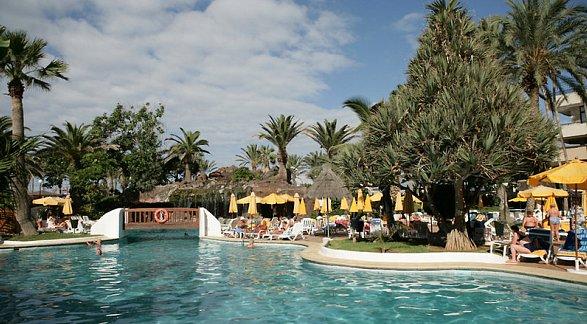 Hotel H10 Conquistador, Spanien, Teneriffa, Playa de Las Américas, Bild 1