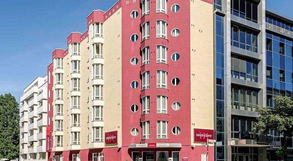 Mercure Hotel Berlin Zentrum, Deutschland, Berlin, Bild 1