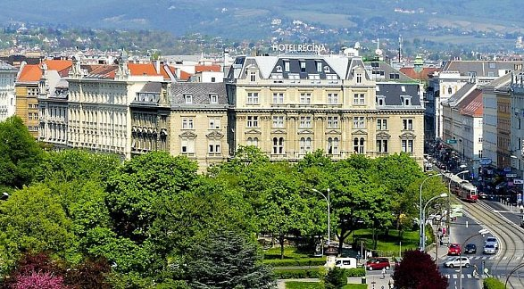 Hotel Regina, Österreich, Wien, Bild 1