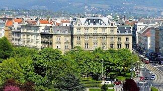 Hotel Regina, Österreich, Wien