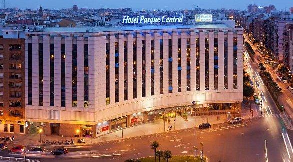 Senator Parque Central Hotel, Spanien, Valencia, Bild 1