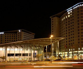 Hotel Sercotel Sorolla Palace, Spanien, Valencia, Bild 1
